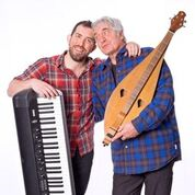 Rick Scott & Nico Rhodes: Roots & Grooves – Evergreen Cultural Centre
