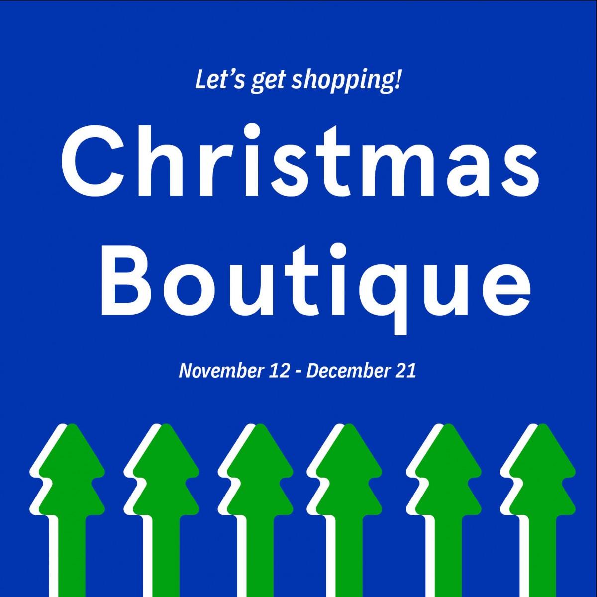 Christmas Boutique – Place des Arts