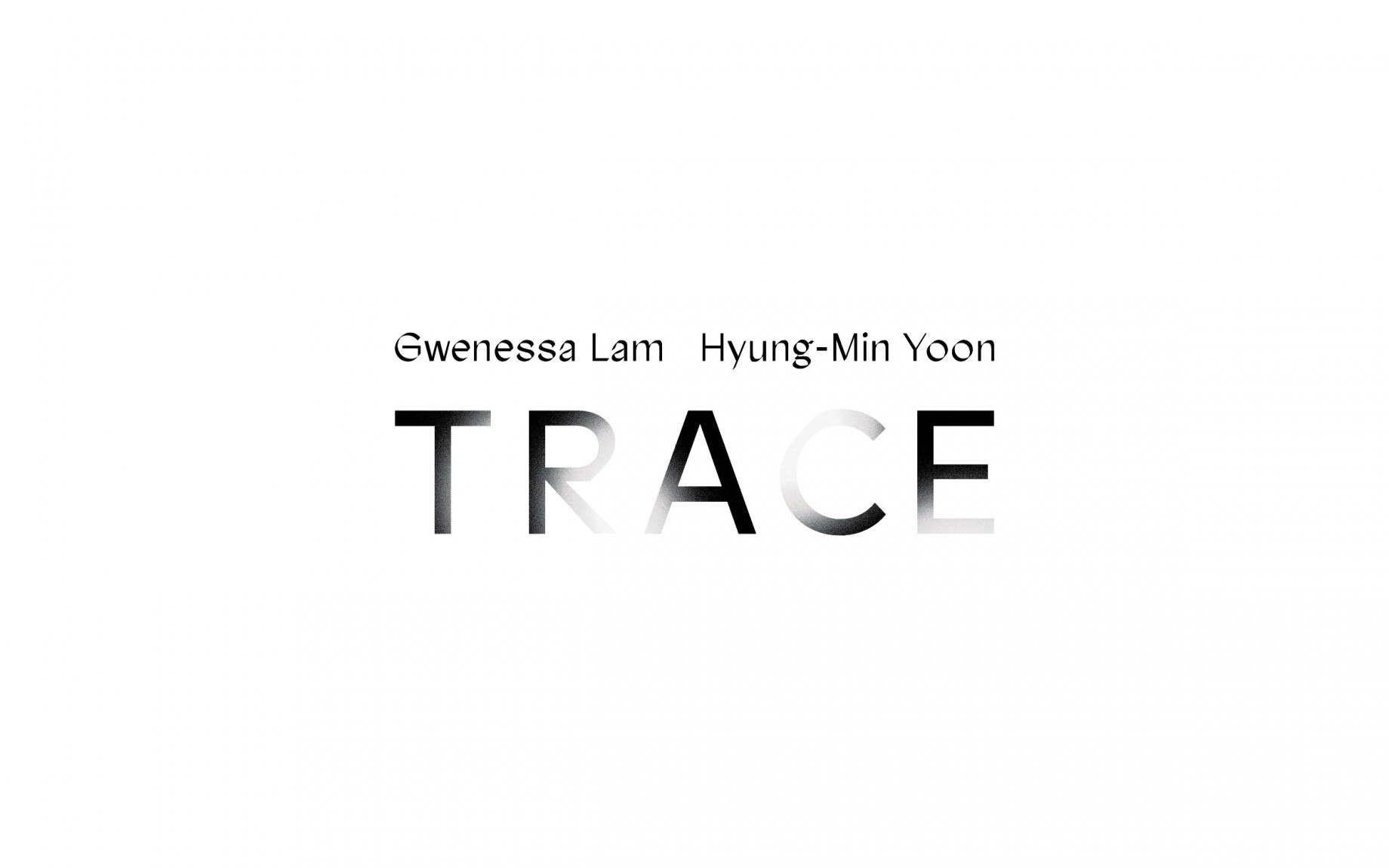 Gwenessa Lam & Hyung-Min Yoon: Trace – Art Gallery at Evergreen
