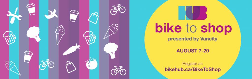 #BiketoShop Week